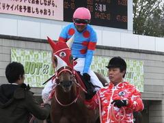 20170114 京都10R 北大路特別 4歳上牝馬1000万下 レーヌドブリエ 16