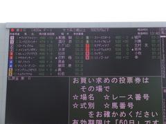 20161002 阪神8R (500) メイショウノボサン 01