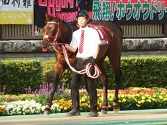 20180527 東京12R 目黒記念(G2) ホウオウドリーム 19