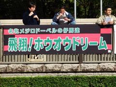 20171104 東京9R 南武特別(1000) ホウオウドリーム 01