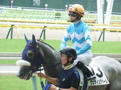 20180609 東京6R 3歳牝馬未勝利 ウェディングベール 15