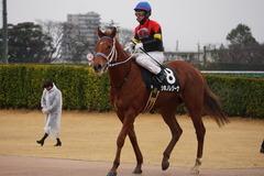 20200118 中山9R 菜の花賞 3歳牝馬1勝クラス シホノレジーナ 21