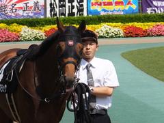 20160522 東京9R 石和特別(1000) オウケンブラック 04