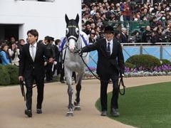 20151227 中山10R 有馬記念(G1) ゴールドシップ 03