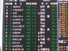 20160918 中山3R 3歳未勝利 ラルゴランド 01