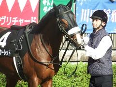 20181125 東京8R オリエンタル賞(1000) ロジスカーレット 17