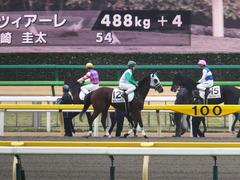 20160130 東京3R 3歳未勝利 カズノメガミ 14