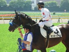 20180421 東京6R 3歳未勝利 ミッキーバード 16