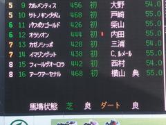 20151227 中山4R 2歳メイクデビュー アークアーセナル 01