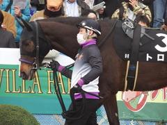 20190323 中山9R ミモザ賞 3歳牝馬(500) トロハ 09