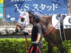 20170617 東京1R 2歳未勝利 サラート 03