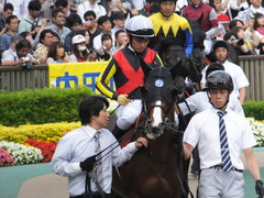 20160529 東京12R 目黒記念(G2) リヤンドファミユ 13
