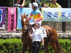 20160604 東京3R 3歳未勝利 オートシャンティ 14