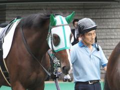 20150621 東京5R 2歳メイクデビュー  カズノメガミ 02