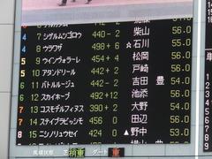 20160130 東京4R 3歳未勝利 アタンドリール 01