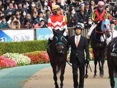 20151129 東京9R オリエンタル賞 トレジャーマップ 10
