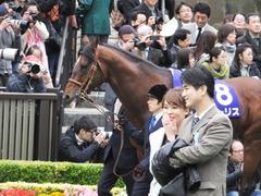 20161030 東京11R 天皇賞・秋(G1) モーリス 03