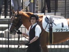 20170430 東京6R 3歳(500) ブリラーレ 11