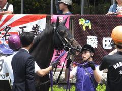 20160612 東京3R 3歳未勝利 ステイザベスト 11