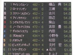 20141115 東京4R ノーブルクリスタル 01