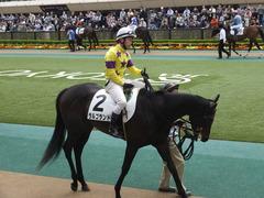 20160423 東京4R 3歳未勝利 ラルゴランド 12