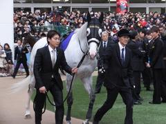 20151227 中山10R 有馬記念(G1) ゴールドシップ 12