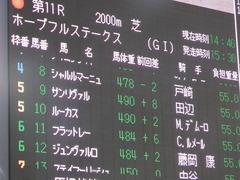 20171228 中山11R ホープフルS(G1) ルーカス 01