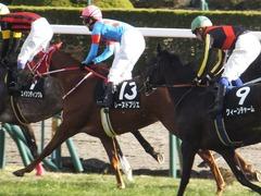 20170114 京都10R 北大路特別 4歳上牝馬1000万下 レーヌドブリエ 20