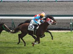 20141221 中京6R 2歳未勝利 レーヌドブリエ 20