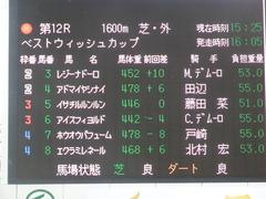 20181228 中山12R (1000) ホウオウパフューム 01