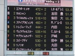 20161008 東京10R 本栖湖(500) トレジャーマップ 01