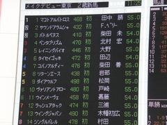 20141026 東京4R サウンドアラムシャ 01
