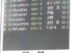 20181124 東京11R キャピタルS(OP) プロディガルサン 01