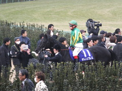 20141228 中山10R 有馬記念 サトノノブレス 13