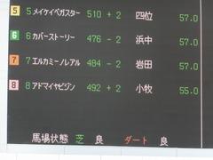 20150425 京都11R 錦S  アドマイヤビジン 01