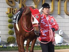 20170114 京都10R 北大路特別 4歳上牝馬1000万下 レーヌドブリエ 11