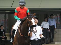20170625 東京1R 3歳牝馬未勝利 プンメリン 20