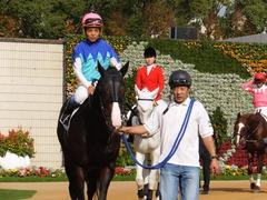 20151121 京都1R 2歳未勝利 アドマイヤムテキ 09