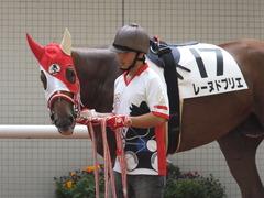 20161002 阪神7R (500) レーヌドブリエ 05