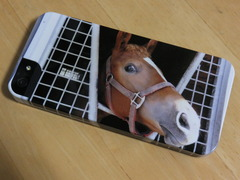 レーヌドブリエちゃんのiPhoneカバー