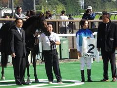 20161105 東京4R 2歳未勝利 アドマイヤシナイ 26