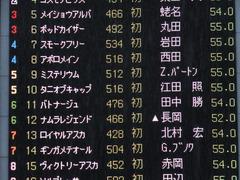 20141129 東京5R 2歳メイクデビュー タニオブキャップ 01
