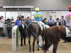 20170506 東京5R 3歳牝馬500万下 ビルズトレジャー 22