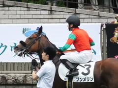 20170625 東京1R 3歳牝馬未勝利 プンメリン 24