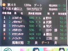 20180106 中山4R 4歳上500万下 メガポリゴン 01