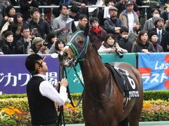 20161127 東京8R シャングリラ賞 ツクバアスナロ 12