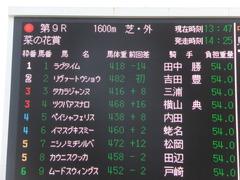 20140118 中山競馬場 ツクバアスナロ 01