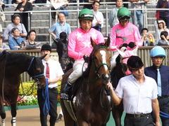 20161008 東京9R 山中湖特別(牝1000) ツクバアスナロ 14