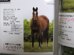 メジロライアン(優駿8月号)