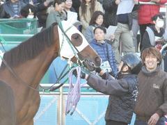 20151226 中山2R 2歳未勝利 カズノメガミ 08